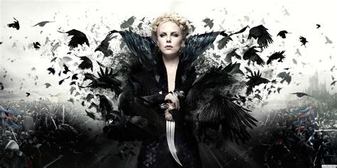 film evil queen snow white the huntsman snow white and the huntsman