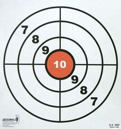printable aiming targets take any stink out of your aim with printable targets