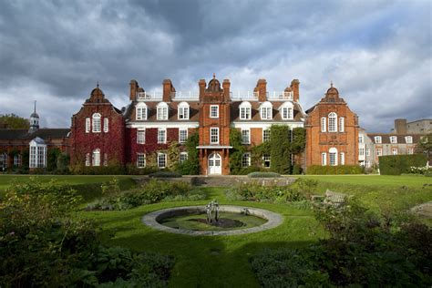 How To Build A Victorian House Architecture Newnham College