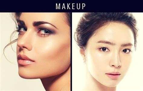 tutorial make up ala korea selatan make up ala korea vs hollywood pilih mana