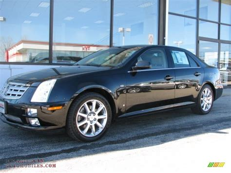 Cadillac Sts Awd by 2007 Cadillac Sts 4 V8 Awd In Black 127768 All