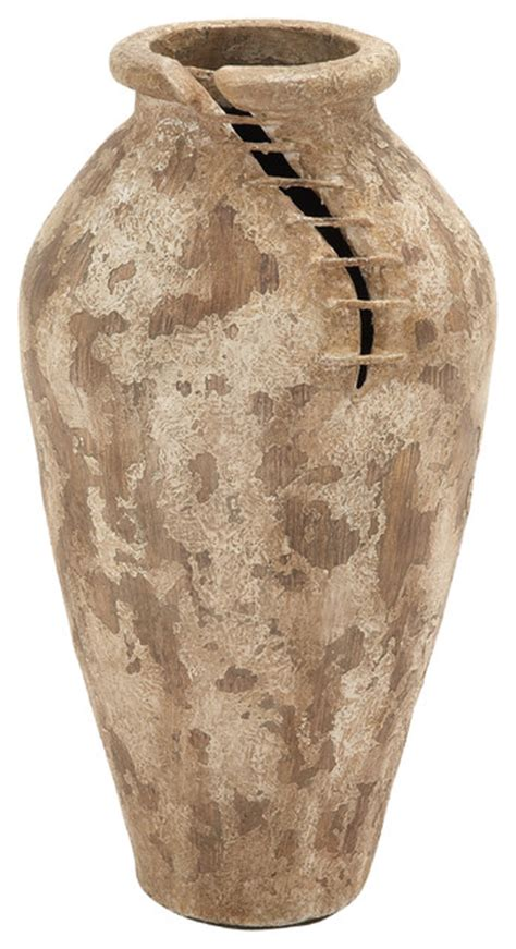 Rustic Vase by And Beautiful Style Durable Ceramic Vase Home
