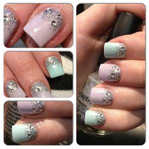 gel color nails pastel nails by panagiotou