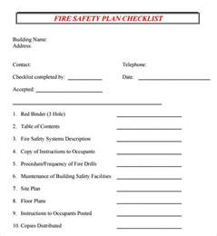 occupant emergency plan template safety plan template 7 documents in pdf