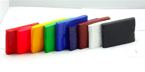 what color is silicon silicone color pigment