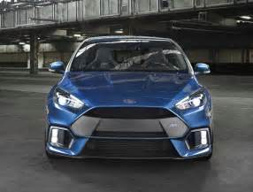 new car rs 2016 ford focus rs