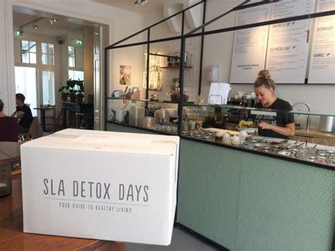 Detox Sla by Review Sla Detox Days Feelgoodbyfood