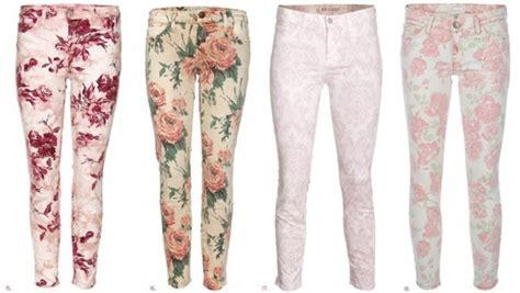 floral pattern skinny jeans jeans flowers floral floral jeans flower jeans pink