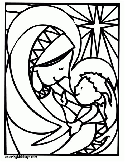 printable coloring pages virgin mary coloring virgin mary mother mary coloring pages printable