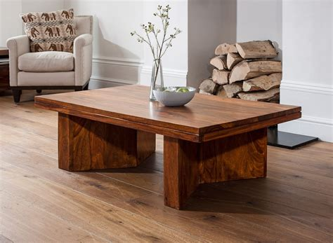 Sheesham Holz Pflege by Angled Coffee Table Sheesham Wood Stained Honey Colour