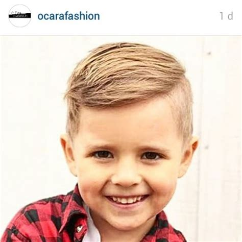 Boy Cut Hairstyle by Boy Haircuts Hair Colar And Cut Style