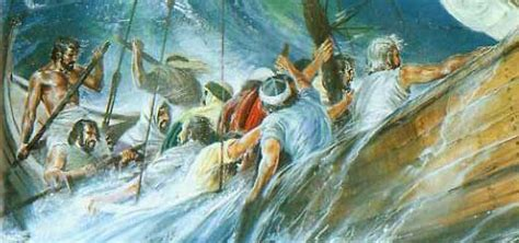 jonah thrown off the boat jonah 1 jonah running from god a sermon by jeremy myers