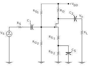 fet transistor ac analysis circuit templates mollejuo ar studio