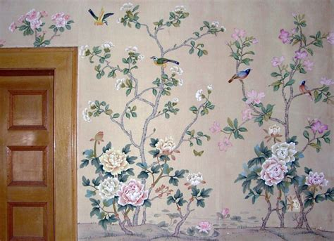 painted wallpaper jones design company 323 best images about exotic accents on pinterest