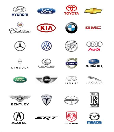 luxury car logos and names luxury car logo audi luxury automobile car logo cutting