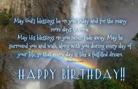 Happy Birthday Blessing Quotes 50 Beautiful Birthday Wishes For Christian Religious