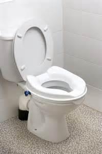 Comfort Height Toilet Raised Toilet Seats