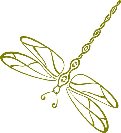dragonfly clipart dragonfly clip at clker vector clip