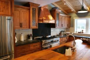 bruce county custom cabinets copper pine custom