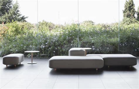 common couch common modular sofa by naoto fukasawa for viccarbe