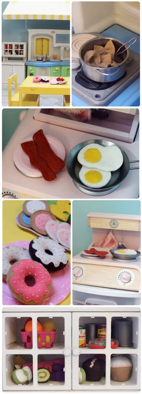 Kitchen Play Food by Best 25 Play Kitchen Food Ideas On Play Food