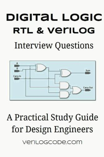 logic design lab questions digital logic rtl verilog interview questions import