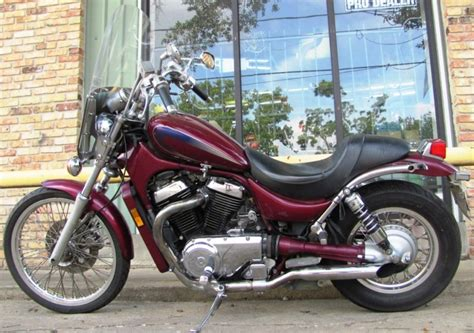Suzuki Motorcycles Houston 1999 Suzuki Intruder Vs800gl Used Cruiser Bike