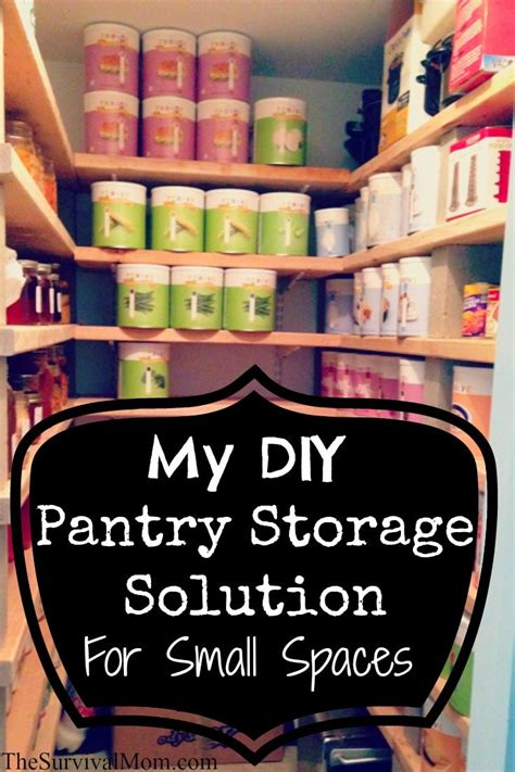 Superior Small Christmas Boxes #6: Small-space-pantry.jpg