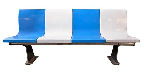 fiberglass benches fiberglass bench seating art deco mid century modern