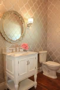 Elegant Half Bathrooms » Home Design 2017