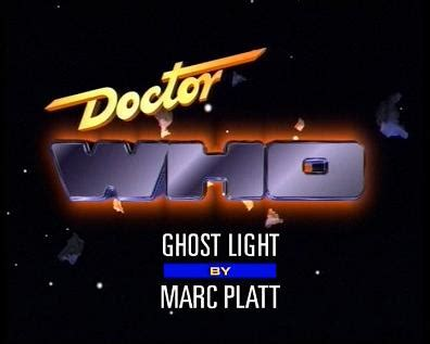 Doctor Who Ghost Light by Doctor Who Ghost Light At The Digital Fix