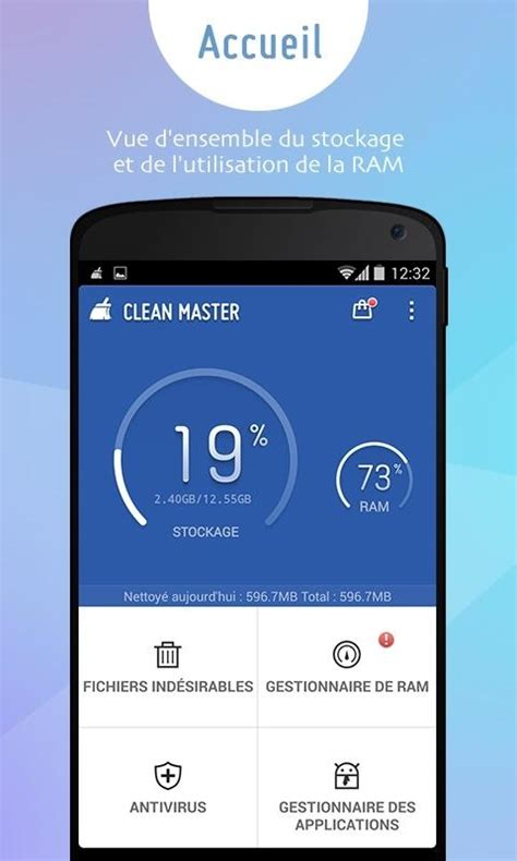 clean master app for android notre top des meilleures applications android 2016