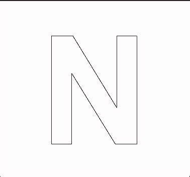 free letter stencil patterns