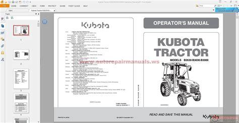kubota b21 wiring diagram kubota bx2350 wiring diagram