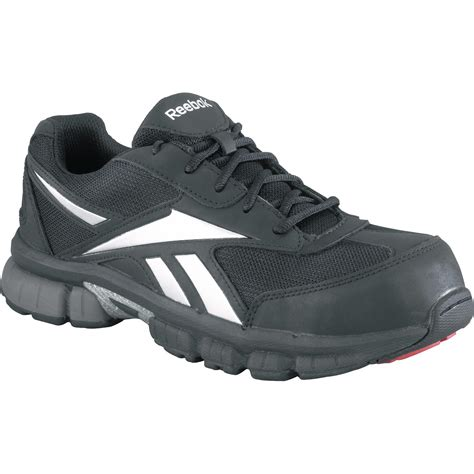 athletic steel toe work shoes s composite toe black work athletic shoe reebok ketia