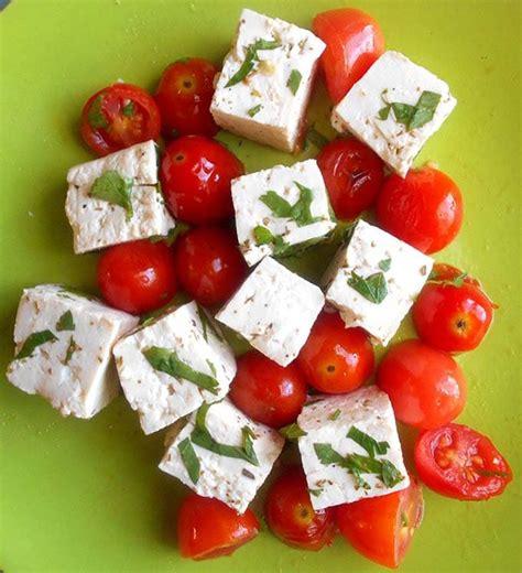 vegetarian recipes with feta cheese vegan feta cheese healing tomato