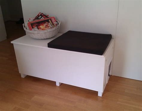 Litter Box In Bedroom by Cat Litter Box In A Living Room Why Not Ikea Hackers