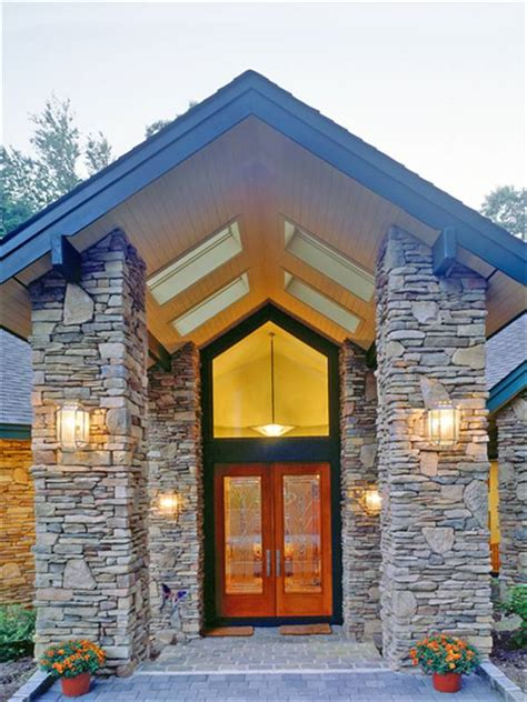 stone house designs and floor plans stunning stone home designs the house designers