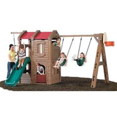plastic backyard playsets outdoor playsets on pinterest backyard playground swing