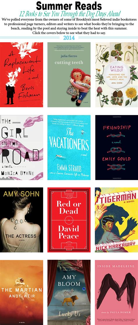 we became summer books 12 summer reads we couldn t put