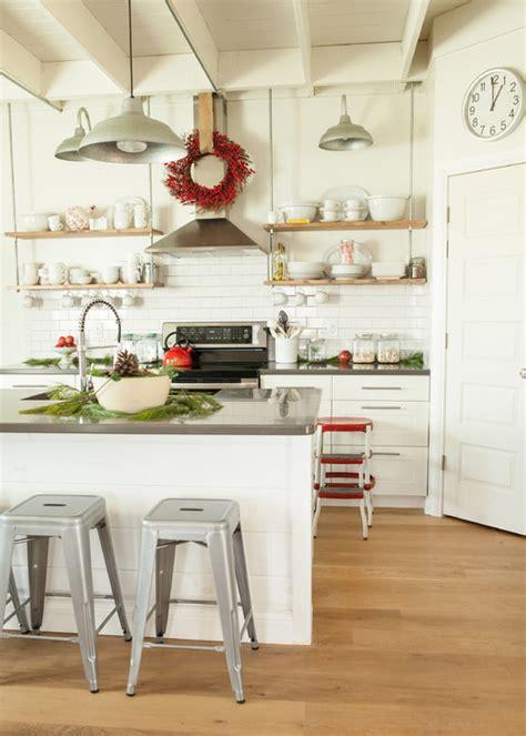 shelving ideas for kitchen open shelving ideas for the kitchen live creatively inspired