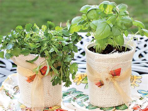 mini herb garden diy tutorial upcycled mini herb garden hostess with