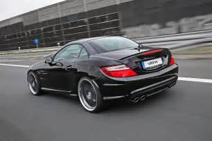 Mercedes 350s Mercedes Slk 350 Tuning By Vath Autoevolution