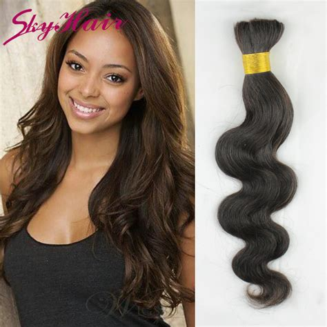 micro braids with body wave online buy wholesale human micro braiding hair from china