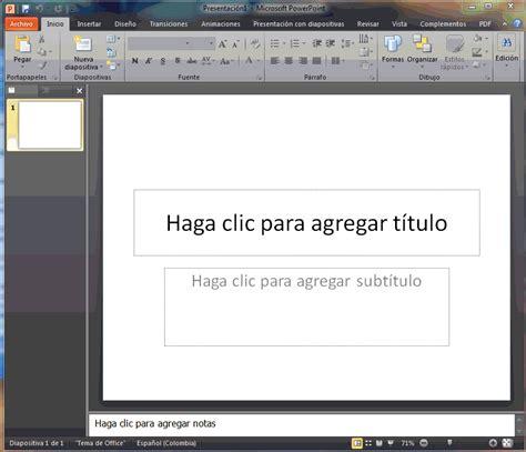tutorial html en powerpoint colocar imagen de fondo en power point tutorial