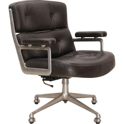Charles Eames Lobby Chair - herman miller quot lobby chair quot armchair in leather charles