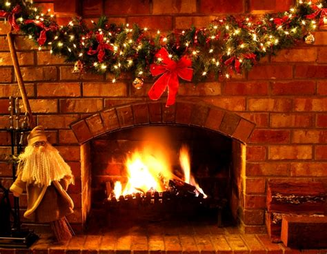 Yule Fireplace by The And Times Of Jo Twas The Week Before