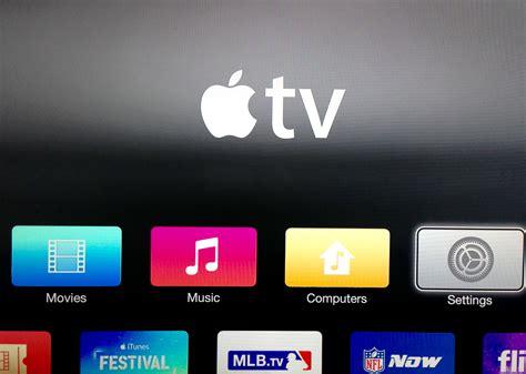 Tv Update software update for apple tv web design development