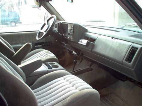 94 Silverado Interior by Span09 1994 Chevrolet Silverado 1500 Regular Cab Specs Photos Modification Info At Cardomain
