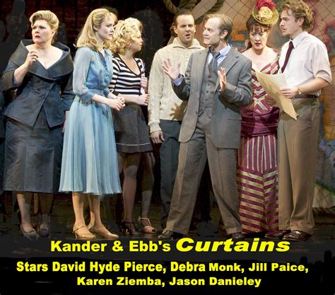 curtains musical characters broadwaystars ellis nassour